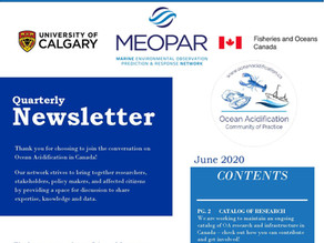 QUARTERLY NEWSLETTER - June 2020