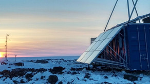 USING MOBILE RESEARCH LABS IN CAMBRIDGE BAY, NUNAVUT
