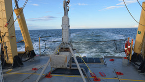 New Paper: Carbonate dissolution in response to bottom-water acidification in Gulf of St. Lawrence