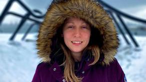 Scientist Spotlight: Ellie Simpson, Ph.D. Candidate (SFU), Oceanographic Data Manager (DFO)
