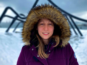 Scientist Spotlight: Ellie Simpson, Ph.D. Candidate (SFU), Oceanographic Data Manager (DFO)