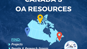 OA Day of Action: Introducing our map of Canada's OA Resources!