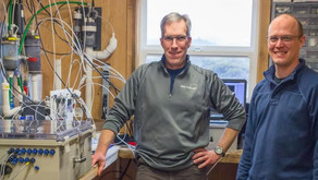 Burke-o-Lator allows measurement of multiple parameters of Ocean Acidification in real time