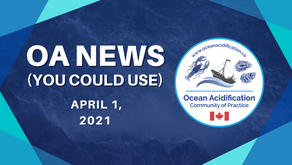 OA News (You Could Use) Apr. 1, 2021