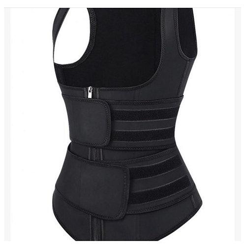 Double compression  vest