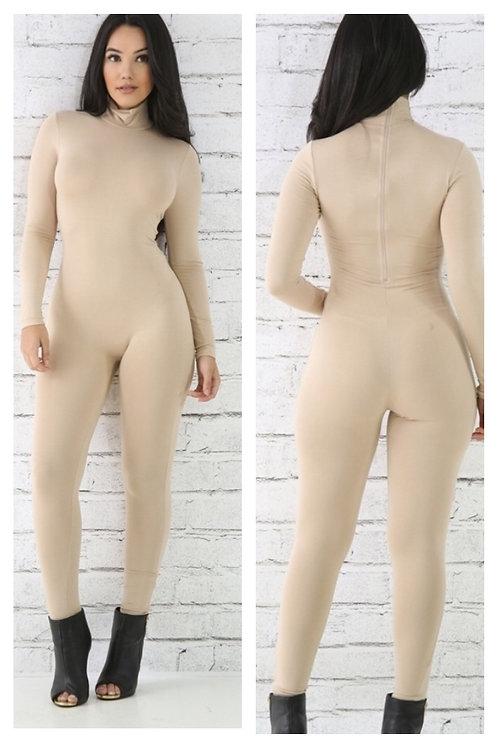 Go Nude-Jumpsuit