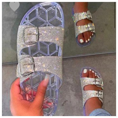 Diamond jellies -sandal