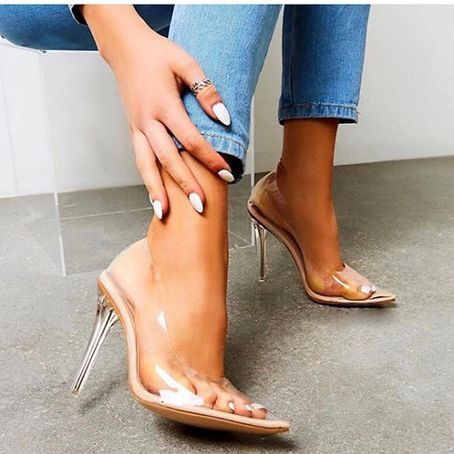 Glass slipper