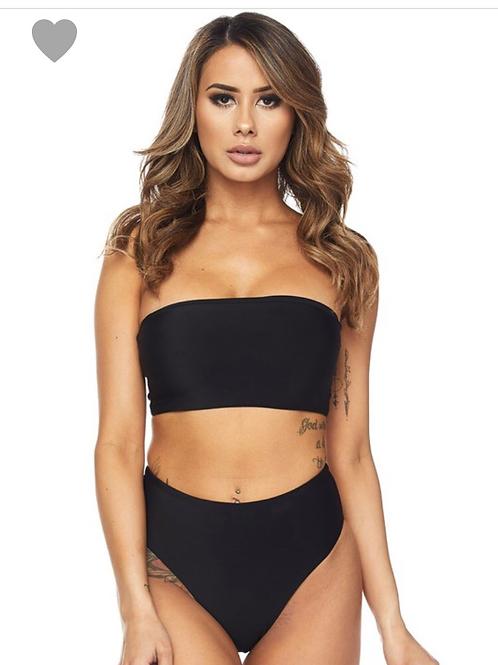 Jazzy -black swimsuit