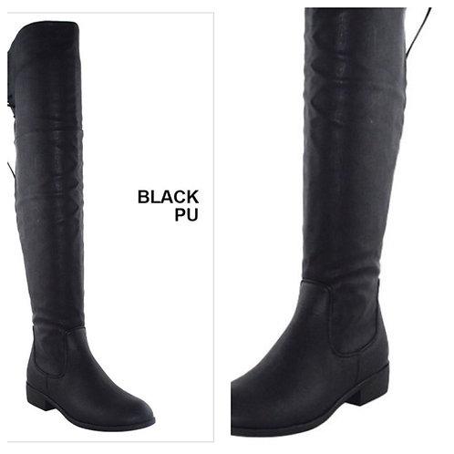 Rider -black boots