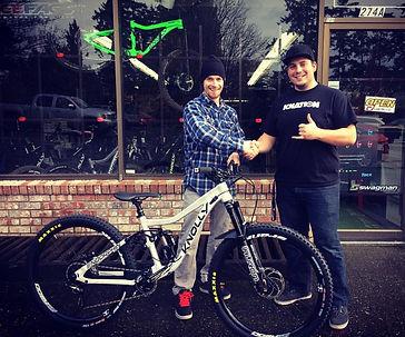 Blacks Cycle Knolly dealer