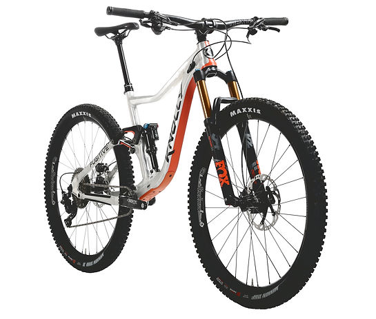 The best full suspension trail bike Knolly Endorphin