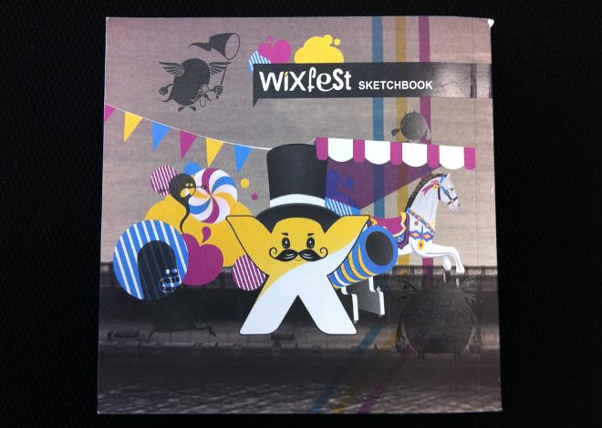 Wix Sketchbook