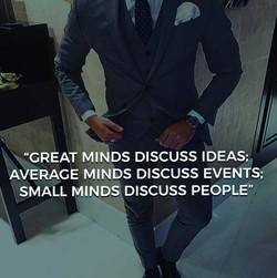 great mind