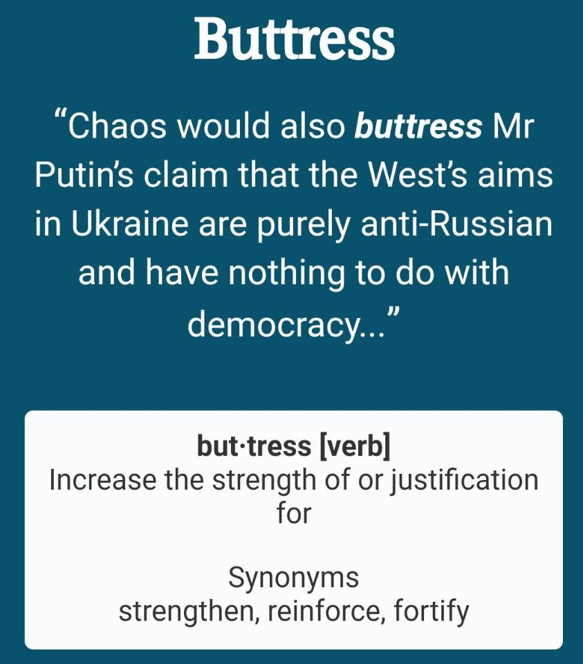 buttress