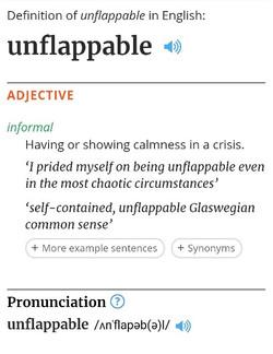 unplappable