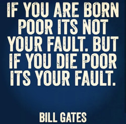 if you are born