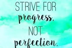 strive for