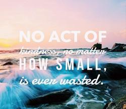 no act of