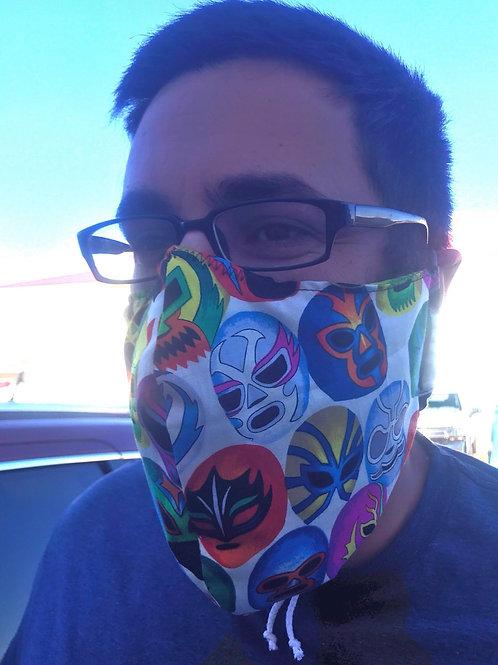 Beard-O Face Mask Sr.