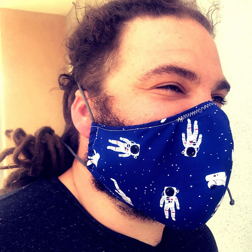 Beard-O Face Mask Jr.