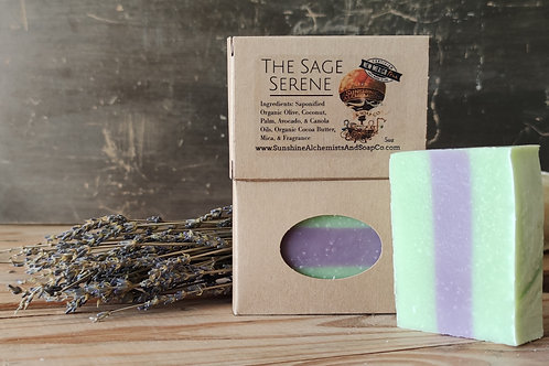 The Sage Serene