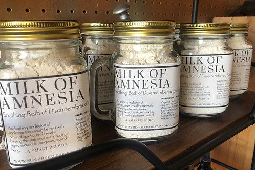 Milk of Amnesia Jar
