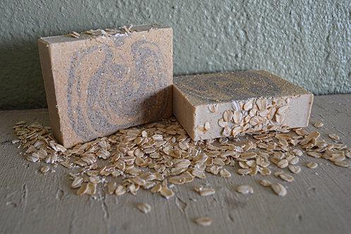 Goatmeal & Honey Skin Care Bar
