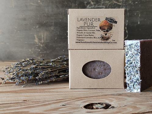 Lavender PUR