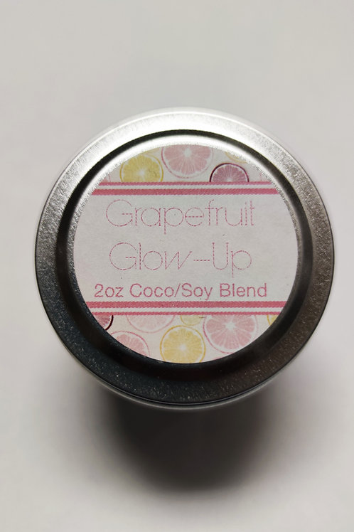 Grapefruit Glow-Up Min-Tin Candle