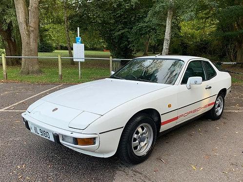Porsche 924 1982 (Y Reg)  2.0 Lux 2dr