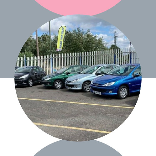 New cars in stock every week!