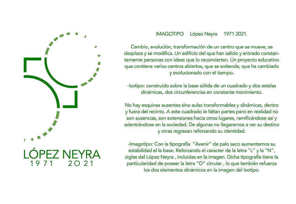 PRESENTACION IMAGOTIPO Cincuentenario IES López Neyra