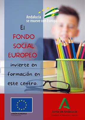 Fondo Social Europeo IES López Neyra
