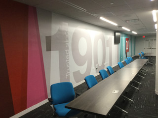 Walgreens - Conference Room Mural