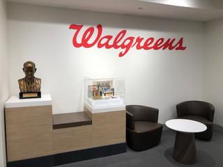 Walgreens - Historical Display