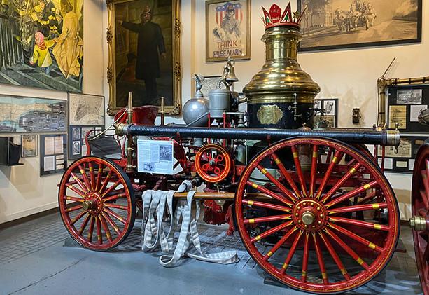 Brooklyn Engine Co. No. 8