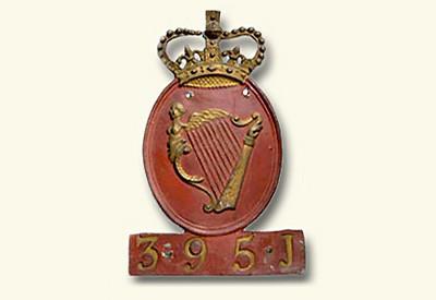 Hibernian Fire Insurance Company. Dublin, Ireland, 1771 – 1839