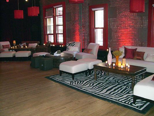 Lounge Setup