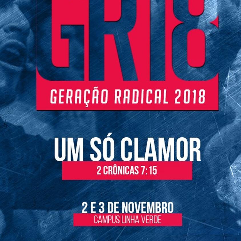 GR18 - Geração Radical 2018