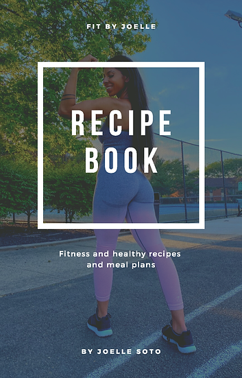 FIT By Joelle Recipe Book!