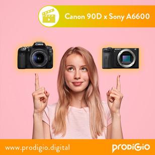 Canon 90D – ainda vale a pena em 2021?