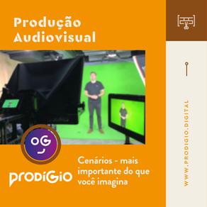 Produção Audiovisual: Cenários - mais importante do que você imagina