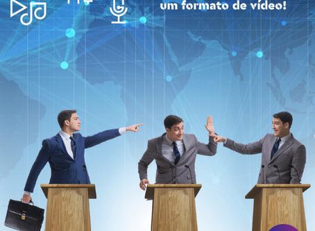Candidato, você sabe qual formato dos vídeos para redes sociais?