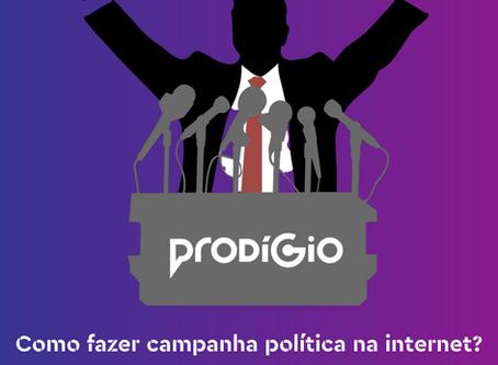 Como fazer campanha política na internet?