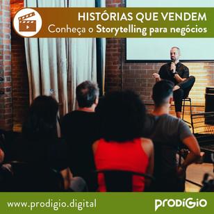 Histórias que vendem: Conheça o Storytelling para negócios!