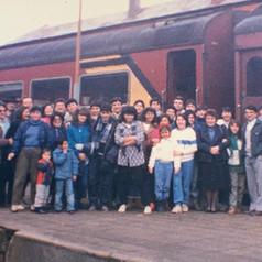 La despedida - 1986