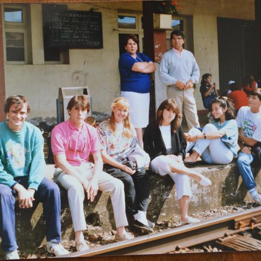 Intercambio 1990