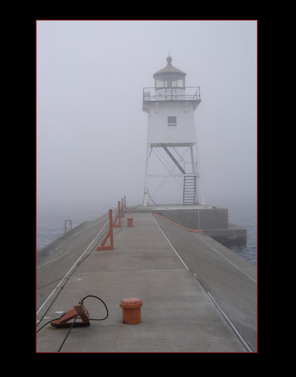Lighthouse Scenic Photo