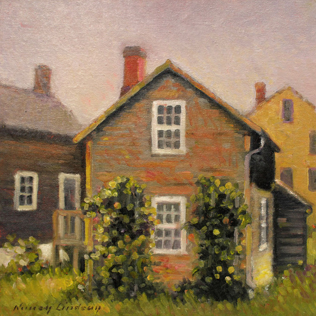 Amana Summer Kitchen 12 x 12 oil